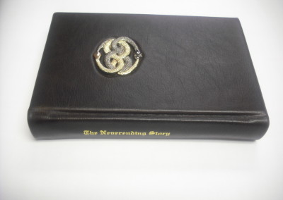 Custom Leather Binding